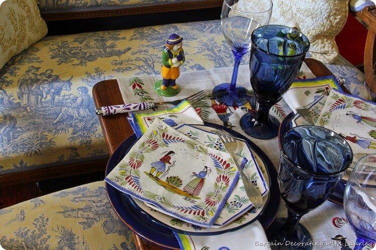 French Tablescape 9