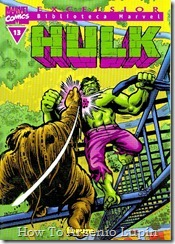P00013 - Biblioteca Marvel - Hulk #13