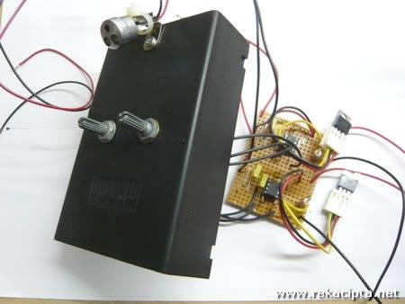 Rekacipta.net - Projektor Laser 09