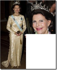 Queen Silvia - King's Dinner