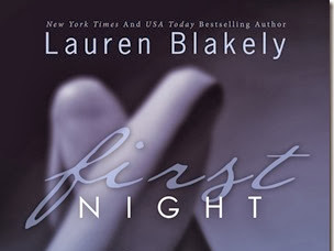 Cover Reveal: NIGHT AFTER NIGHT and FIRST NIGHT by Lauren Blakely + GIVEAWAY