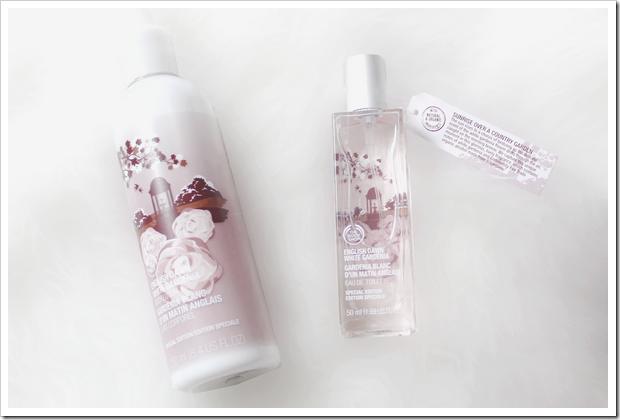 The Body Shop 01 Gardenia