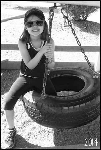 MHG Tire swing