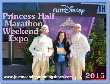 Princess Half Marathon Expo
