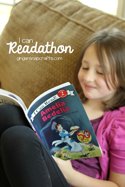 I Can Readathon #icanreadathon