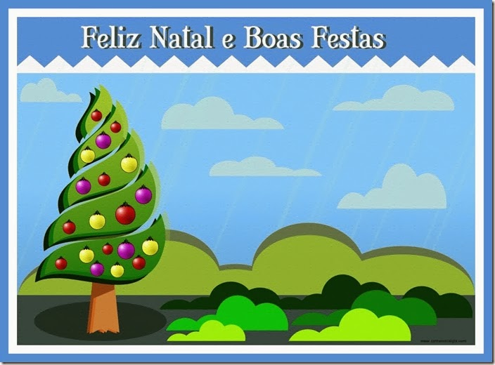 postal cartao de natal sn2013_22