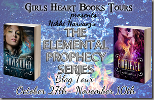 Elemental Prophecy Series Tour