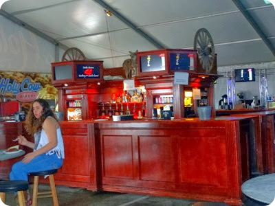 full-service bar