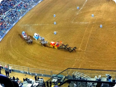 wagon races