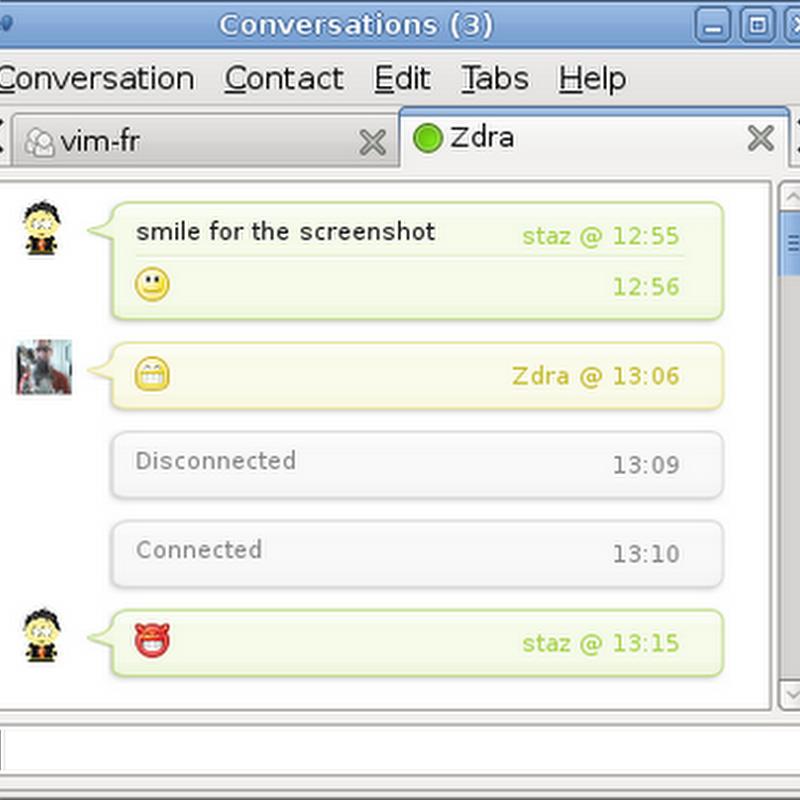 """Guia básica para el uso de Ubuntu 14.04 """"Trusty Tahr"""": mensajes, Skype y feed rss."""