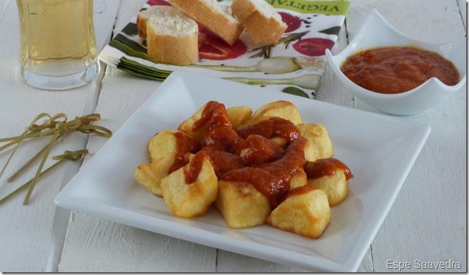patatas bravas espe saavedra