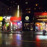 megabite pizza in Vancouver, British Columbia, Canada