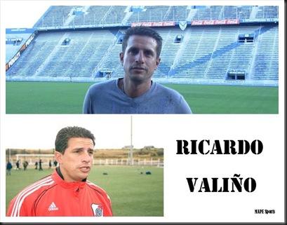 El argentino Ricardo Valiño DT Venados 2011