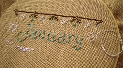 cross stitch jan