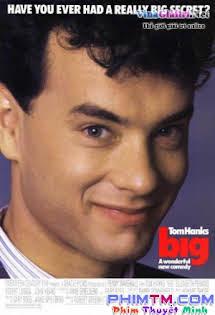 Trở Thành Người Lớn - Big (1988) Tập HD 1080p Full