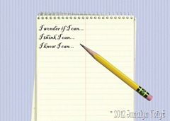 Image of Notepad and Pencil