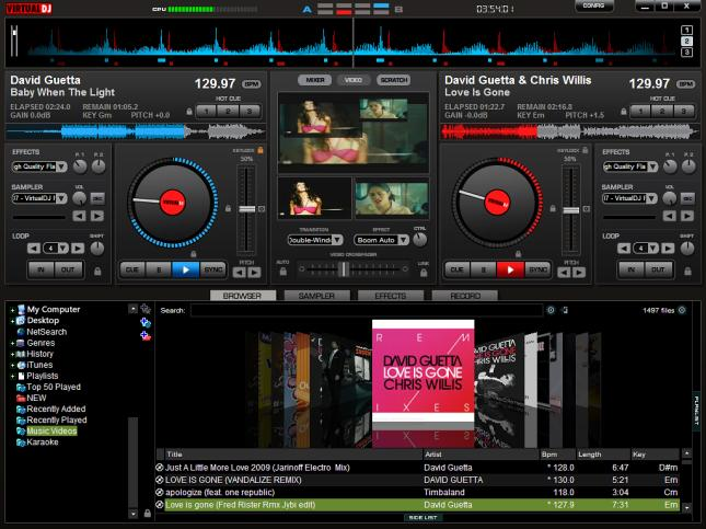 Descargar Virtual DJ Home Free gratis