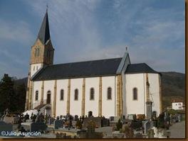 Iglesia de Lecumberry