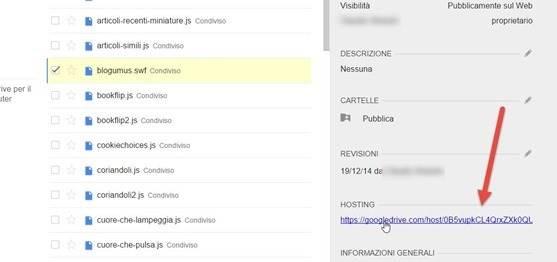 google-drive-hosting