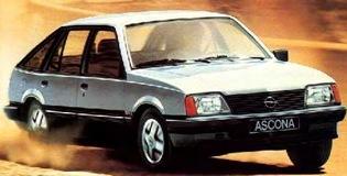Opel Ascona 1981