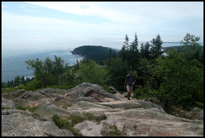 Gorham Mountain Hike 078