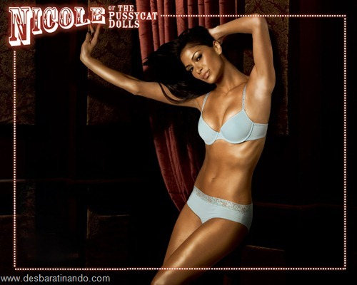 nicole scherzinger gata linda sensual sexy sedutora photoshoot galeria desbaratinando  The Pussycat Dolls  (77)