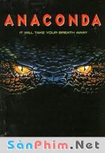 Mãng Xà Nam Mỹ -  Anaconda