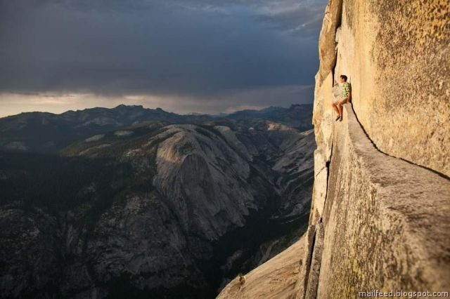 Alex Honnold<br />Yosemite Valley, CA<br />Tim Kemple<br />