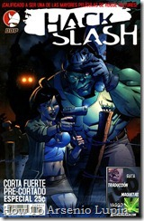 P00009 - Hack &amp; Slash - Especial #