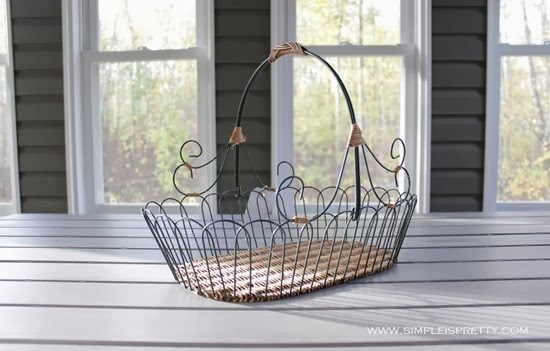 Basket Before from www.simpleispretty.com
