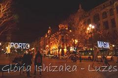 Glória Ishizaka - Luzes de Natal 2013 - Porto 3 - Aliados 1