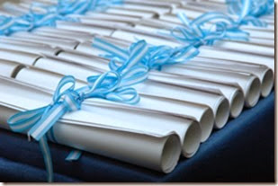 Entrega de diplomas plan Fines