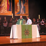 35th. Anniversary Mass - Feb 27, 2011