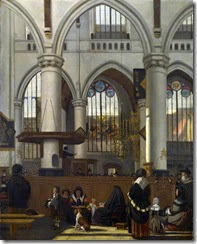 Emanuel_de_Witte_-_The_Interior_of_the_Oude_Kerk,_Amsterdam,_during_a_Sermon_-_WGA25813