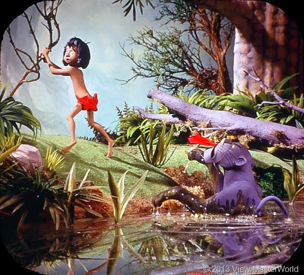 View-Master Jungle Book (B363): Scene 9