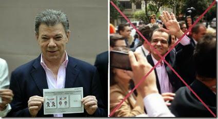Santos - Elecciones 2
