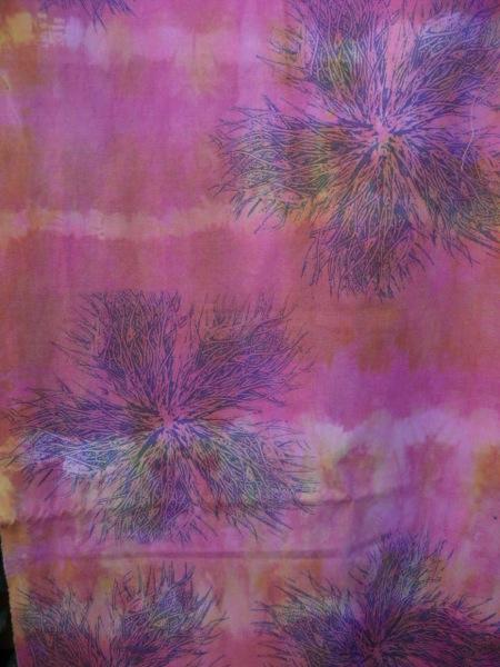 Seed case print pink 2