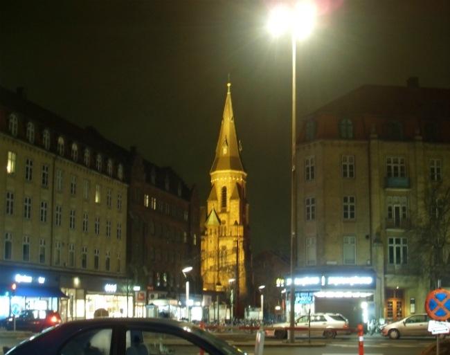 Aarhus, sen aften november 2012
