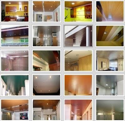 Falsos techos de aluminio Badajoz