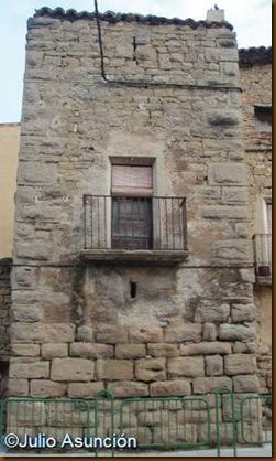 Torre - Murallas de Olite