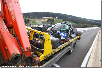 MOTORSPORT : World Endurance Championship - Spa Francorchamps (B