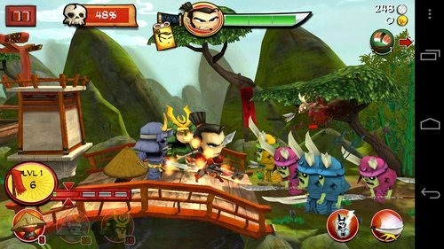 Samurai vs Zombies Defense-04