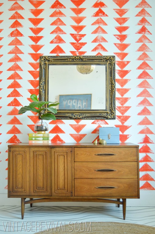 Ivie's Thrifted Dresser
