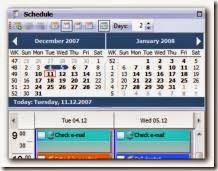 schedulepanes