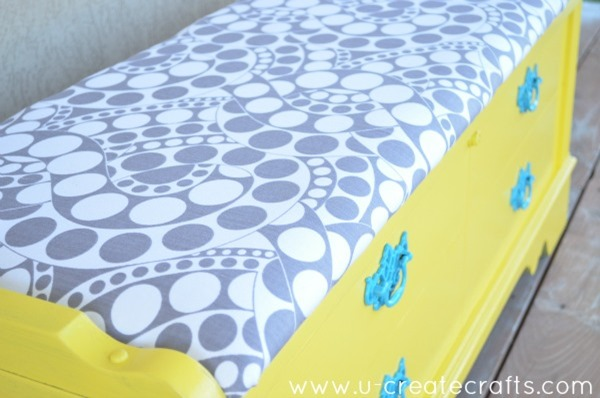 DIY Cedar Chest Makeover 14