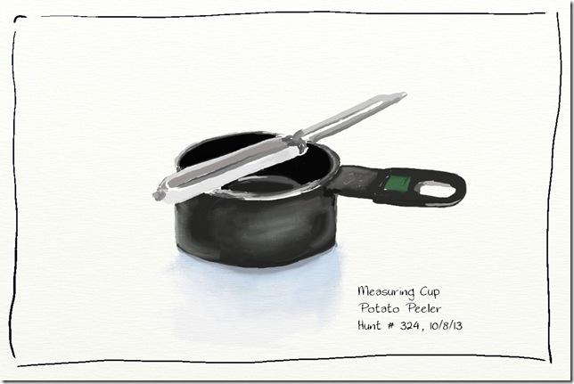 cup peeler #324