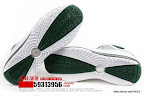 zlvii fake colorway white green gold 3 05 Fake LeBron VII