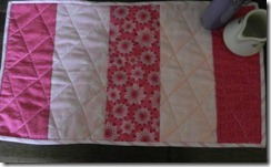 Quilted mat1
