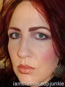 wearing Manna Kadar makeup