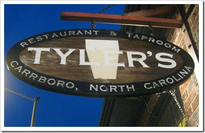 Restaurant Review: Tyler's Taproom by Marlow
